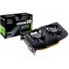 INNO3D GeForce GTX 1050 Ti X2 / 4GB