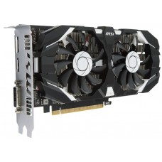 MSI GeForce GTX 1050Ti 4GT OC