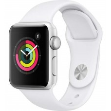 Apple Watch Series 3 38mm Smartwatch Silver