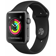Apple Watch Series 3 42mm Smartwatch Space Gray