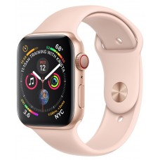 Apple Watch Series 4 Pink Sand Sport Band 40mm Gold Aluminium