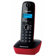 Panasonic KX-TG1611UAR Red