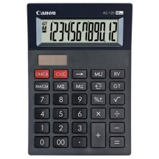 Calculator Canon AS-120 Black