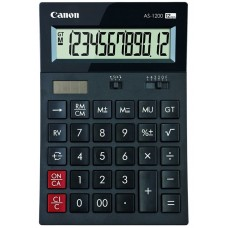 Calculator Canon AS-1200 Black