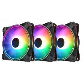 120mm Case Fan - DEEPCOOL CF120 PLUS-3in1