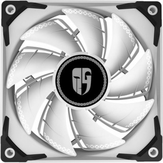 120mm Case Fan - DEEPCOOL Gamer Storm TF120S White