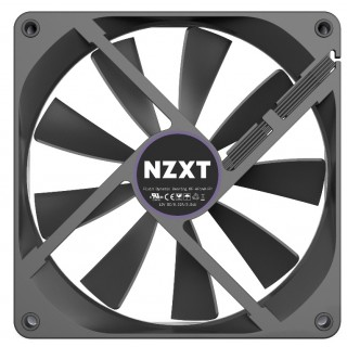 120mm Case Fan - NZXT Aer F RF-AF120-B1