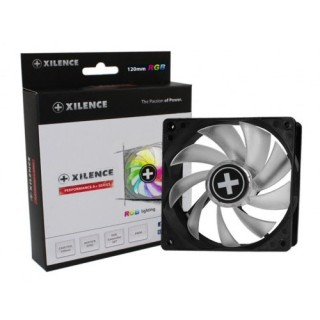 120mm Case Fan - XILENCE XPF120RGB Black
