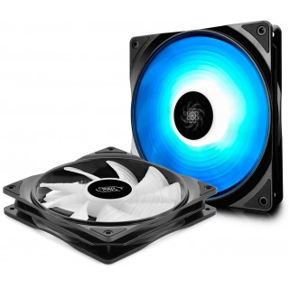 140mm Case Fan - DEEPCOOL RF140-2in1 RGB