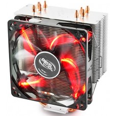 DEEPCOOL Cooler GAMMAXX 400 Red