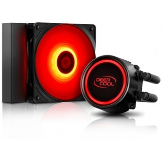 DEEPCOOL Liquid Cooler GAMMAXX L120T RED
