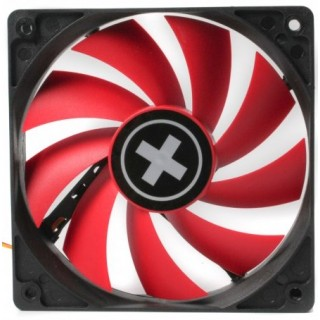 120mm Case Fan - XILENCE XPF120.R Fan Black/Red