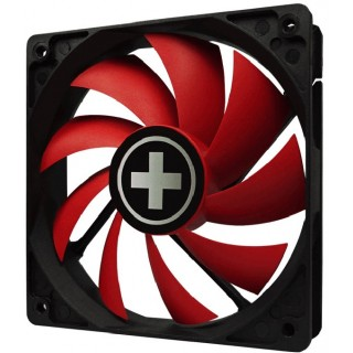 120mm Case Fan - XILENCE XPF120.R.PWM Black/Red
