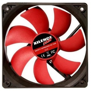92mm Case Fan - XILENCE XPF92.R Fan Black/Red