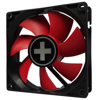 92mm Case Fan - XILENCE XPF92.R.PWM Black/Red