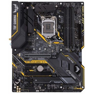 ASUS TUF Z390-PLUS GAMING (WI-FI), Socket 1151