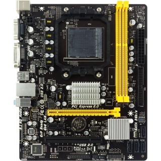 Biostar A960D+ V3, Socket AM3+/AM3