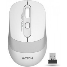 A4Tech FG10 White/Grey