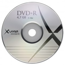 DVD+R EXTREME 4,7 GB x 10 pcs