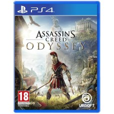 Gamedisc Assassin's Creed Odyssey for Playstation 4