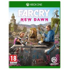 Gamedisc Far Cry New Dawn for Xbox One