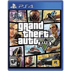 Gamedisc GTA V  for Playstation 4