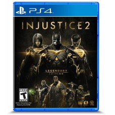 Gamedisc INJUSTICE 2 for Playstation 4