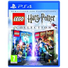 Gamedisc Lego Harry Potter Collection for Playstation 4