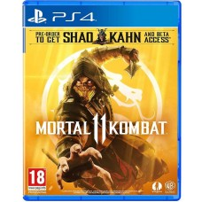 Gamedisc Mortal Kombat 11 for Playstation 4