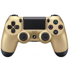 Gamepad Sony DualShock 4 v2 Gold