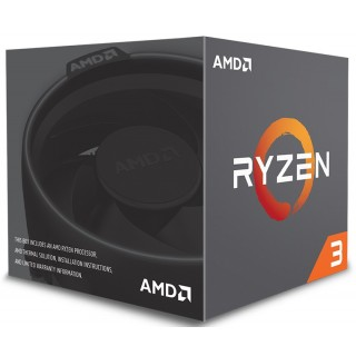 AMD Ryzen 3 1200 Socket AM4, BOX