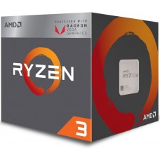 AMD Ryzen 3 2200G, Socket AM4, BOX