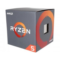 AMD Ryzen 5 1600 12nm Socket AM4, Box