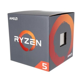 AMD Ryzen 5 1600 Socket AM4, Box