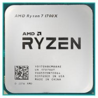 AMD Ryzen 7 1700X Socket AM4
