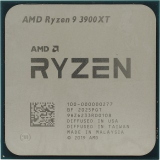 AMD Ryzen 9 3900XT, Socket AM4, Tray