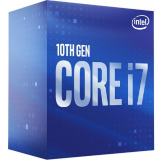Intel® Core™ i7-10700K, S1200 Box
