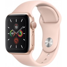 Apple Watch 5 40mm/Gold Sport Band MWV72 GPS