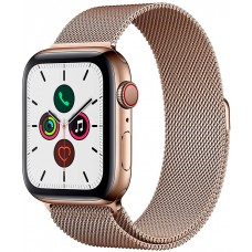 Apple Watch 5 40mm/Gold Stainless Steal (MWX72 GPS + LTE)