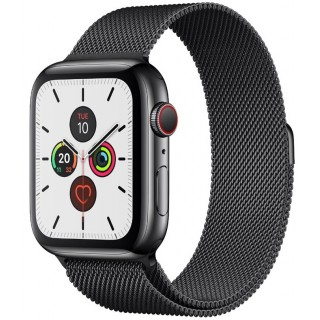 Apple Watch 5 44mm/Space Black (MWWL2 GPS + LTE)