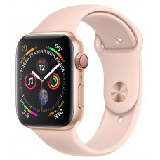 Apple Watch Series 4 44mm Gold Aluminum Sport Band
