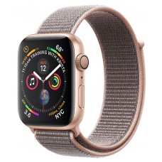 Apple Watch Series 4 44mm Gold Aluminum Sport Loop