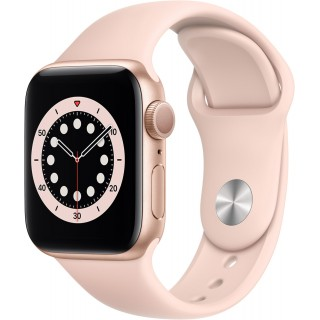 Apple Watch Series 6 GPS 40mm Gold MG123