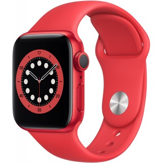 Apple Watch Series 6 GPS 40mm Red M00A3