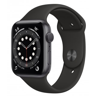 Apple Watch Series 6 GPS 40mm Space Gray MG133