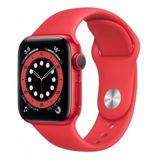 Apple Watch Series 6 GPS 44mm Red M00M3