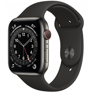 Apple Watch Series 6 GPS + Cellular 44mm Graphite M09H3