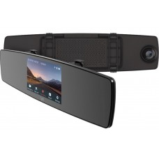 Xiaomi YI Mirror Dash Camera + Rear camera