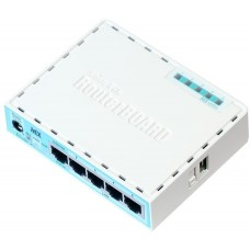 MikroTik RouterBOARD hEX