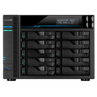 10-bay NAS Server ASUSTOR AS7110T